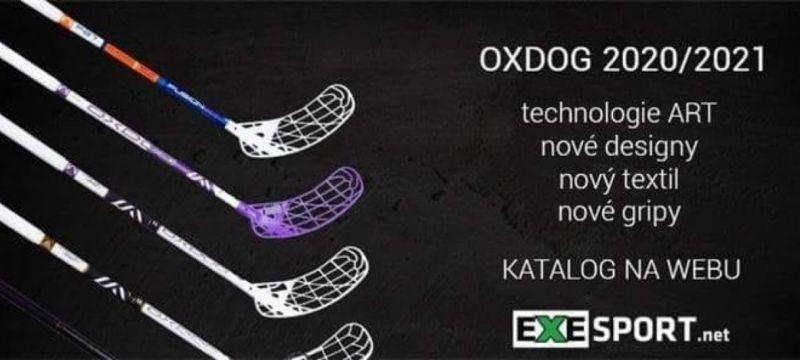 Nová kolekce OXDOG 2020/21